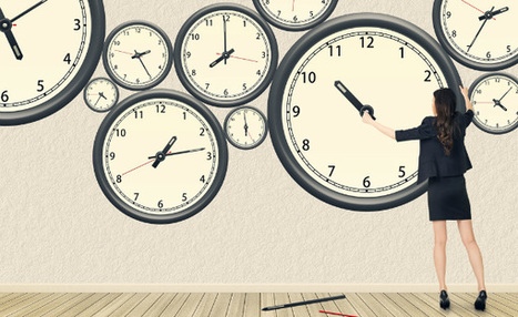 4 Time Management Tips for Social Media Managers | CIM Academy Digital Marketing | Scoop.it