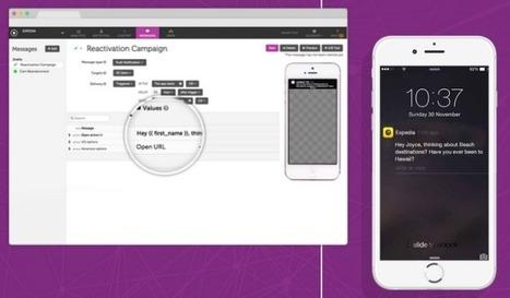 Leanplum Brings Hyper-Personalized Messaging, Easier UX Optimization To Its Mobile MarketingPlatform | Untangling the Web | Scoop.it
