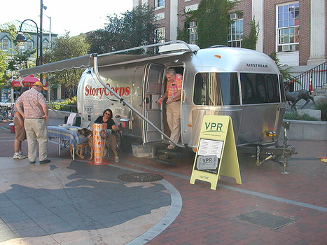 #92 Hop on the StoryCorps Bus | This gives me hope | Story Route | Scoop.it