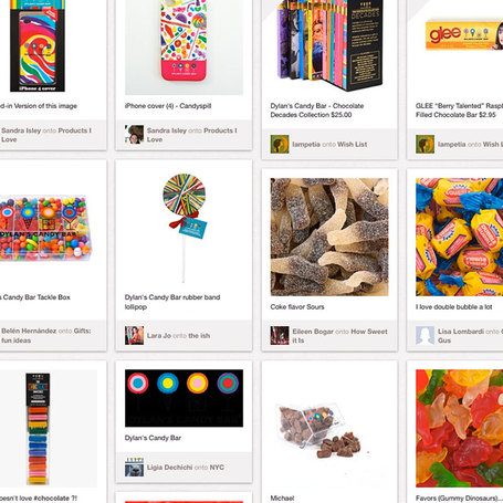 4 Secrets for Marketing on Pinterest | abcdef | Scoop.it