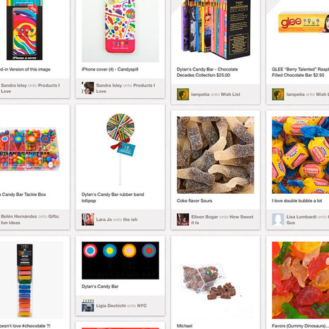 4 Secrets for Marketing on Pinterest | Brand Engagement | Scoop.it