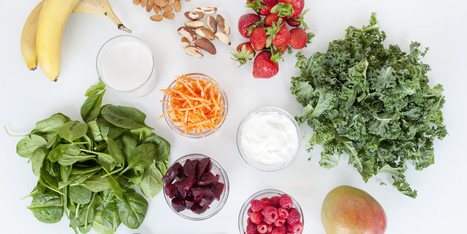 5 Healthy Smoothies Nutrition Experts Swear By (And They Taste Good Too!) - Huffington Post | Natural Living | Scoop.it