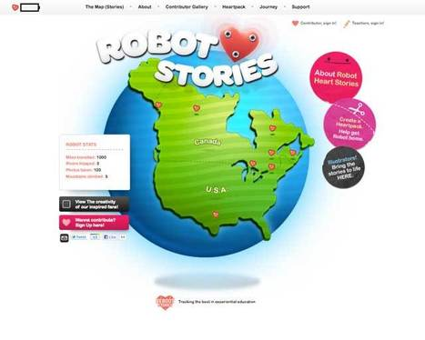 Putting The Mass Back In Media [Robot Heart Stories] | Transmedia: Storytelling for the Digital Age | Scoop.it