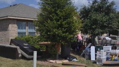 OUTRAGEOUS: Disabled veteran evicted from foreclosed home, all his stuff dumped in front yard | All Things Texas | Scoop.it
