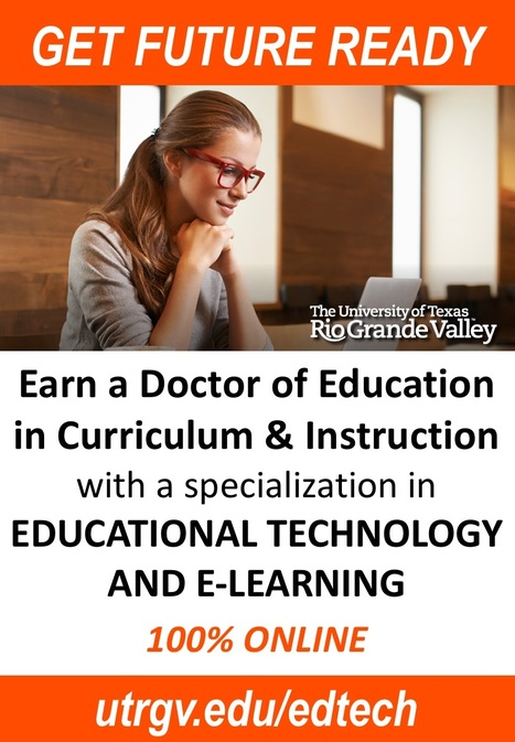 Earn a Ed.D. in Curriculum & Instruction with EdTech Specialization   http-www-scoop-it-t-the-magic-kite-ett   Scoop.it