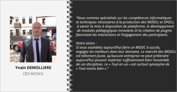 Interview Yvain Demollière MOOCIT | MOOC Francophone | Scoop.it