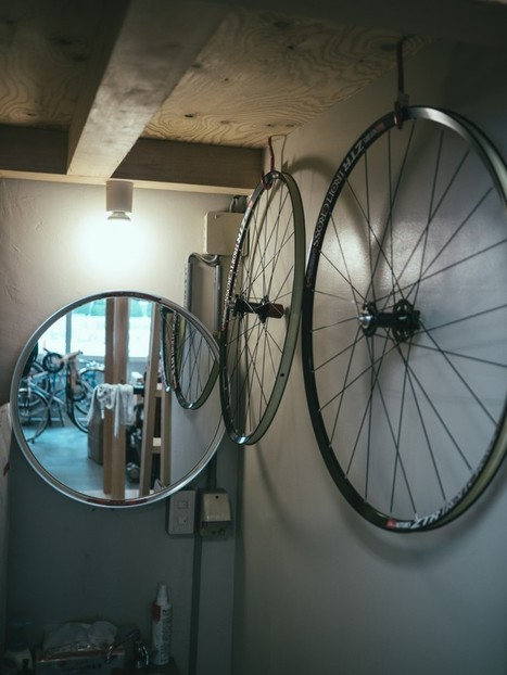 Japan | Nowhere Fast Cycle Club | Classic Steel Bikes | Scoop.it