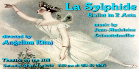 "*La Sylphide"", Ballet in 2 Acts - THEATRE ON THE HILL, Pure Luxury  - Second Life 