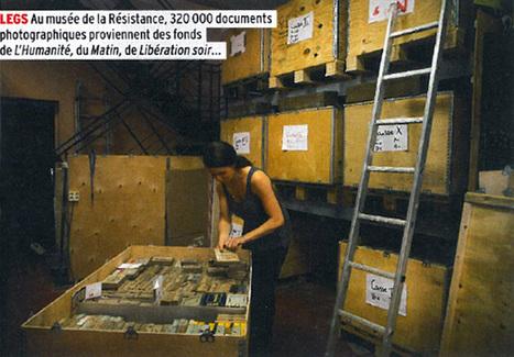 Un exceptionnel fonds d'archives photographiques conservé à Champigny | Histoire pénitentiaire et Justice militaire | GenealoNet | Scoop.it