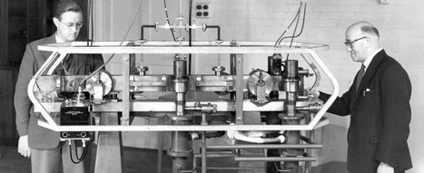 Timeline : 60 years of the Atomic Clock : History : About NPL : National Physical Laboratory | Standards | Scoop.it