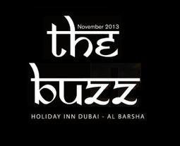 The Buzz @ Holiday Inn Dubai – Al Barsha: November 201 | Holiday Inn Dubai Al Barsha | Scoop.it