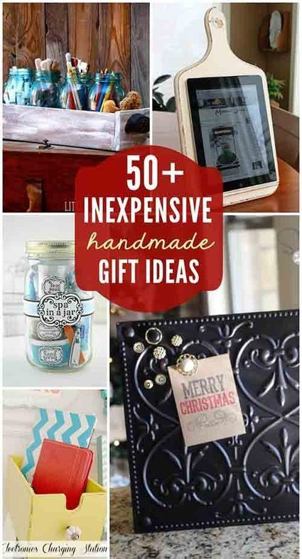 50+ Inexpensive DIY Gift Ideas For Any Occasion - Living Green And ... | test | Scoop.it