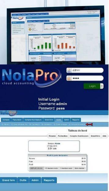 Logiciel professionnel gratuit Comptabilité NolaPro V 5 Fr 2015 Windows et Linux | Logiciel Gratuit Licence Gratuite | Scoop.it