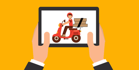 The last mile delivery industry and mobile apps | Mobile App Development | Web Development Company | Rapidsoft Technologies | Scoop.it