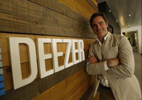 Pour Deezer France : «Nous rémunérons très bien l'industrie musicale» | A Kind Of Music Story | Scoop.it