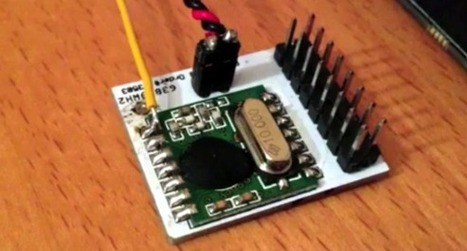 RF wireless kernel module for Raspberry Pi, BeagleBone and others | Raspberry Pi | Scoop.it