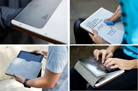 BOWDEN + SHEFFIELD Minimalist iPad Cases are an iPad lover's delight | TalentCircles | Scoop.it