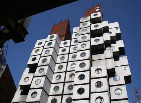10 Bizarre Buildings and Their Fascinating Histories | OddBasement.com | Scoop.it