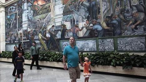 La bancarrota de Detroit pone en peligro doce murales de Diego Rivera | Mexico | Scoop.it