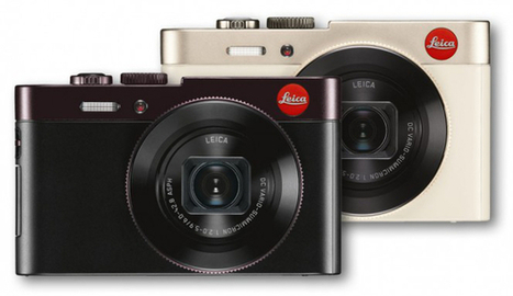 Leica Unveils the 'Leica C': A Sleek, Audi-Designed Compact Camera | world of Photo and vidéo | Scoop.it