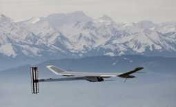 Solar Impulse partners with Google   Aviation News   Scoop.it