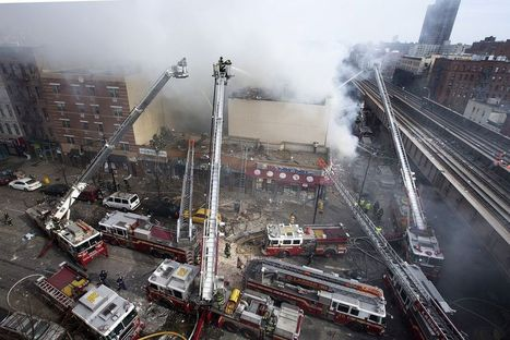 East Harlem Explosion Highlights Risk of Natural Gas Leaks | Sustain Our Earth | Scoop.it