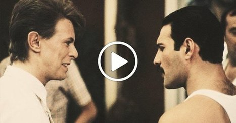 "How ""Under Pressure"" Sounds Without Music: Freddie Mercury And David Bowie A Cappella 