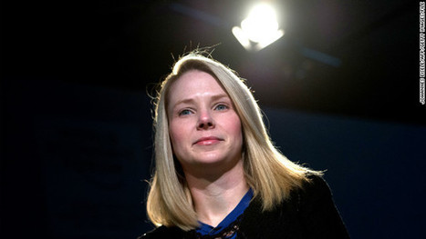 How Marissa Mayer writes her own rules | A2 BUSS4 Leadership | Scoop.it