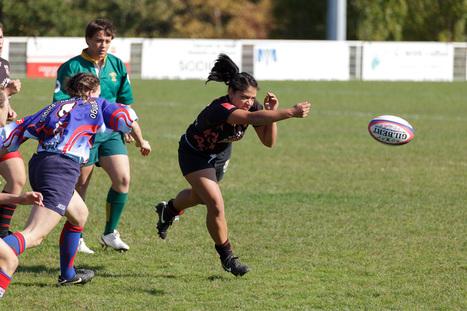 Saint Orens Rugby Féminin - TCMS Rugby Féminin   Philippe Gassmann Photos   Scoop.it