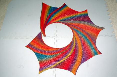 Ravelry: Wingspan pattern by maylin TriCoterie...