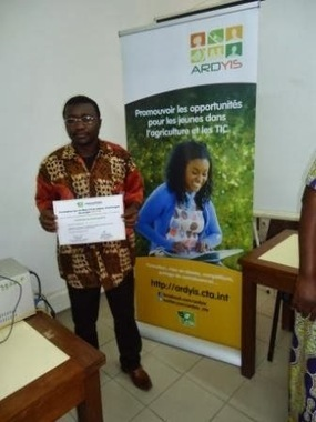 NGOUAMBE Nestor's Blog: Young professionnals, it is your time to be familar with ICT tools   E-Agriculture   Scoop.it