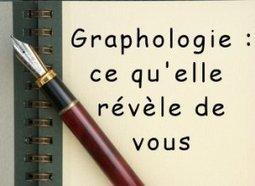 Graphologie : ce que votre écriture révèle de vous | Développement personnel | Scoop.it