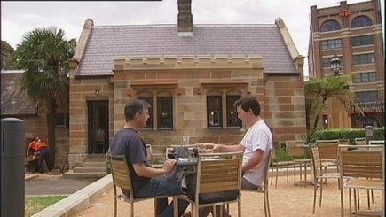 New life for classic building - Café serves bush tucker | Australian Plants on the Web | Scoop.it