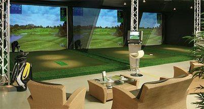 Home Golf Simulators | Find An Indoor Golf Simulator | Golf Stimulator | Scoop.it