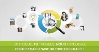 """My Recycle Stuff"", le premier réseau social de troc 
