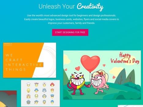 Gravit, aplicación gratuita en línea de dibujo vectorial | Linguagem Virtual | Scoop.it
