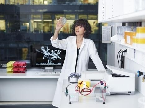 Emmanuelle Charpentier, étoile de la biologie moléculaire / France Inter | Biologie 2.0 | Scoop.it
