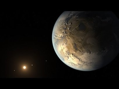 #NASA's #Kepler Discovers First Earth-Size Planet In The Habitable Zone of Another Star #video #FF | Love | Scoop.it