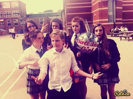 Me and my friends last day of school :D | It's all about me and my family and friends <3 | Scoop.it