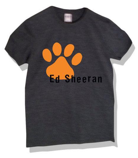 Ed Sheeran Grey Shirt | New Collection | Scoop.it