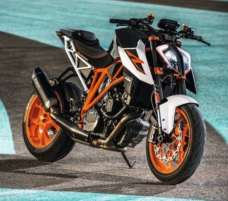 2017 KTM 1290 Super Duke R Unleashed at EICMA 2016 | Maxabout Motorcycles | Scoop.it