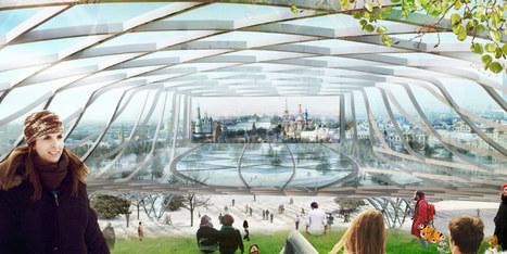 14 projets montrant l'architecture du futur | Matériaux de construction | Scoop.it