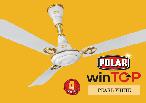 Ceiling Fans Which Produce the Most Efficient Cooling Effect | Home Appliance & Fan | Scoop.it