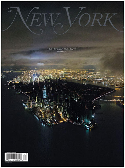 El apagón de NY en la portada de New York: tremendo | Docencia Interconectada | Scoop.it