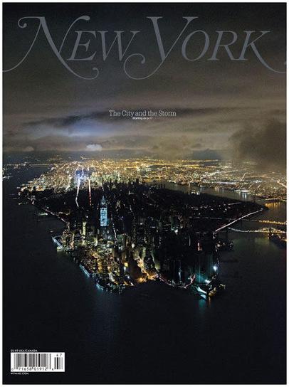 El apagón de NY en la portada de New York: tremendo | Docencia Interconectada | Scoop.it