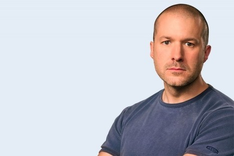 Perfiles ejecutivos de Apple (II): Jonathan Ive   Apple   Scoop.it