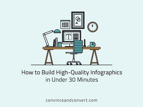 How to Build High-Quality Infographics in Under 30 Minutes | Linguagem Virtual | Scoop.it