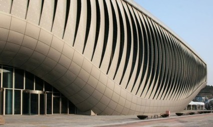 South Korea's Expo 2012 Pavilion: Active Facade Design | sustainable architecture | Scoop.it