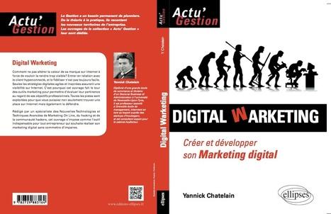 Digital Warketing par Yannick Chatelain, aux Editions ELLIPSES.  RT ou pas :) JOYEUX NOËL | Digital Warketing | Scoop.it