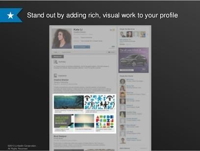 LinkedIn Visual Profiles: This Week in Social Media | Social Media Examiner | Social Media Magic | Scoop.it